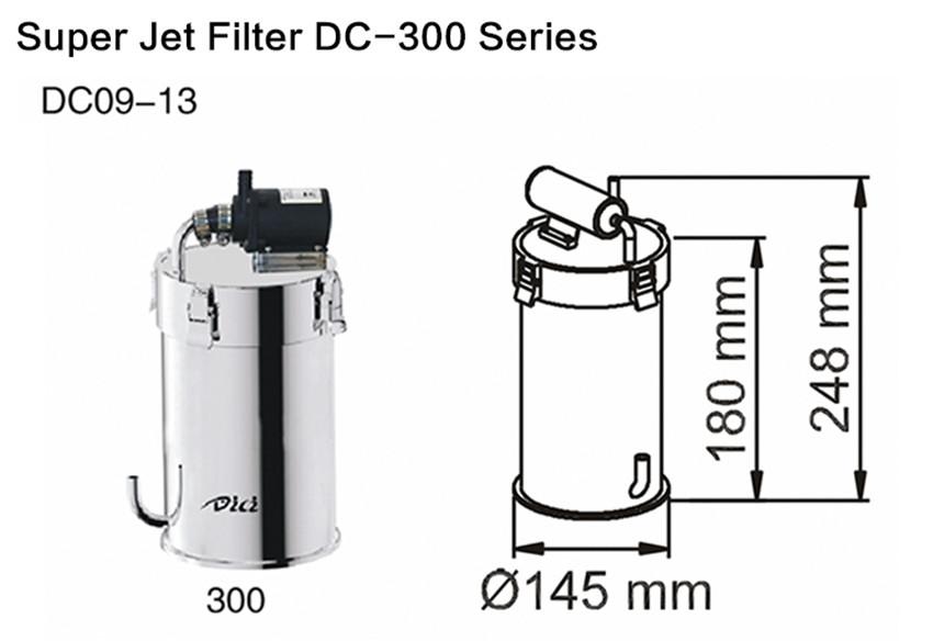 Super Jet Filter for aquarium