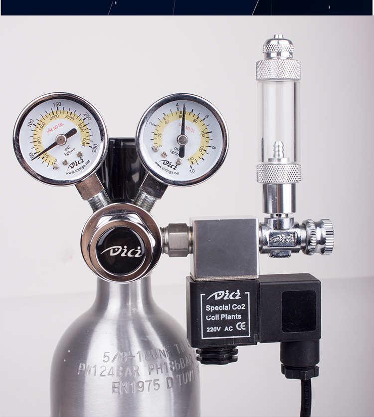 aquarium CO2 regulator